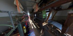 visita virtuale telai tessitura a Zoagli  (Genova)