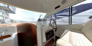 visita virtuale yacht al porto di Lavagna (Genova)